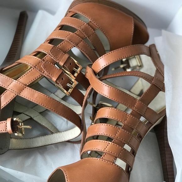 ce254732e6 Michael Kors Shoes | Sandra Platform Sandals | Poshmark